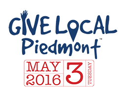 Give Local Piedmont 2016 logo